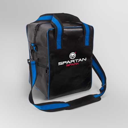 The Spartan Spark hockey bag Sac de hockey sac accessories