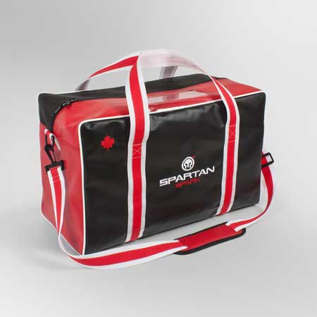 The Spartan Spark hockey bag Sac de hockey coach sac multisport sac pro entraineur