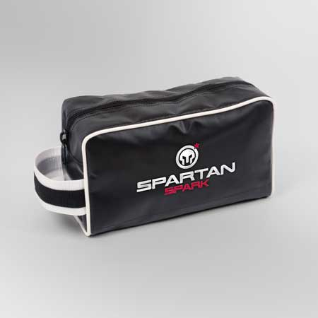 The Spartan Spark hockey bag Sac de hockey sac douche