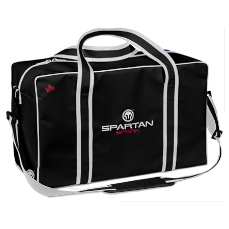 The Spartan Spark hockey bag Sac gym entrainement